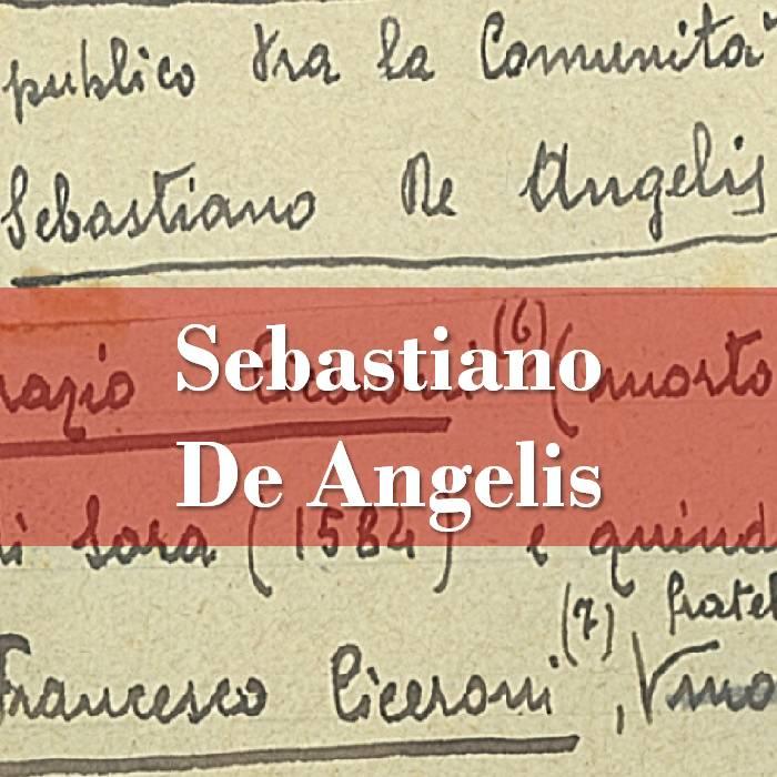 Sebastiano De Angelis