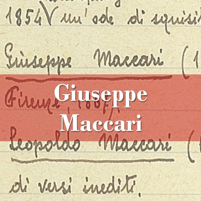 Giuseppe Maccari