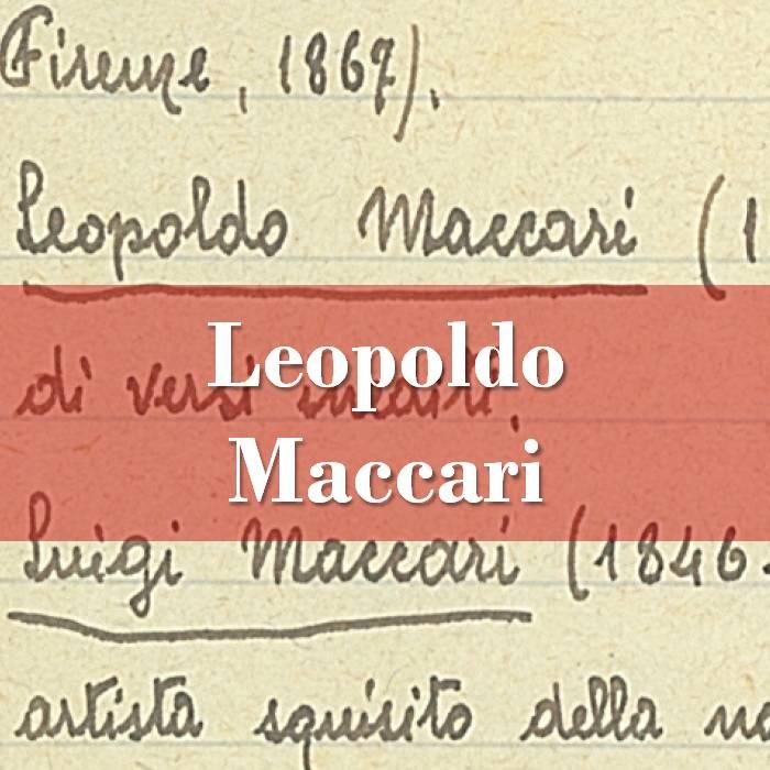 Leopoldo Maccari