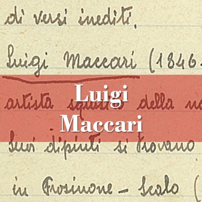 Luigi Maccari