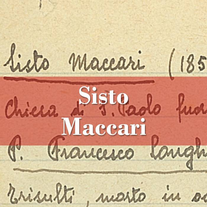 Sisto Maccari