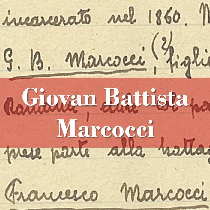 Giovan Battista Marcocci