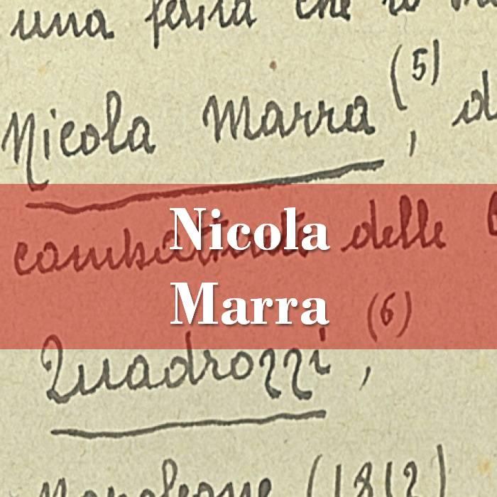 Nicola Marra