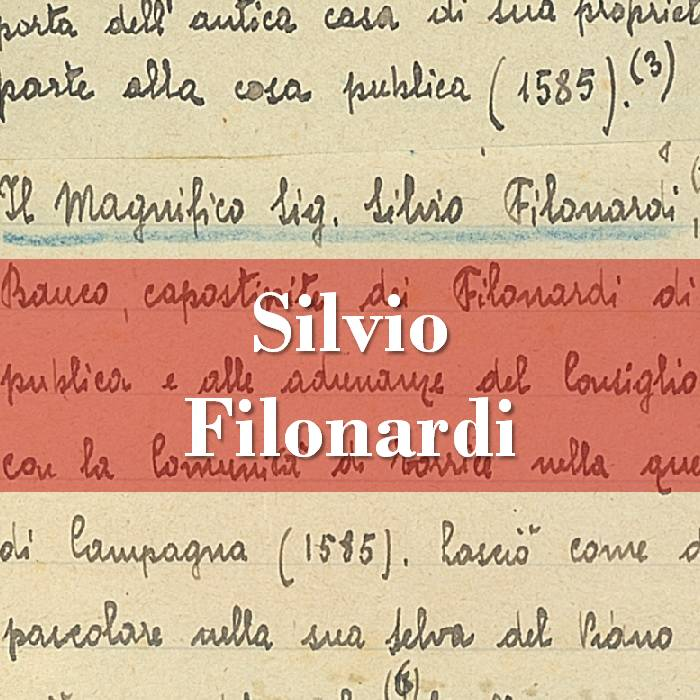 Silvio Filonardi
