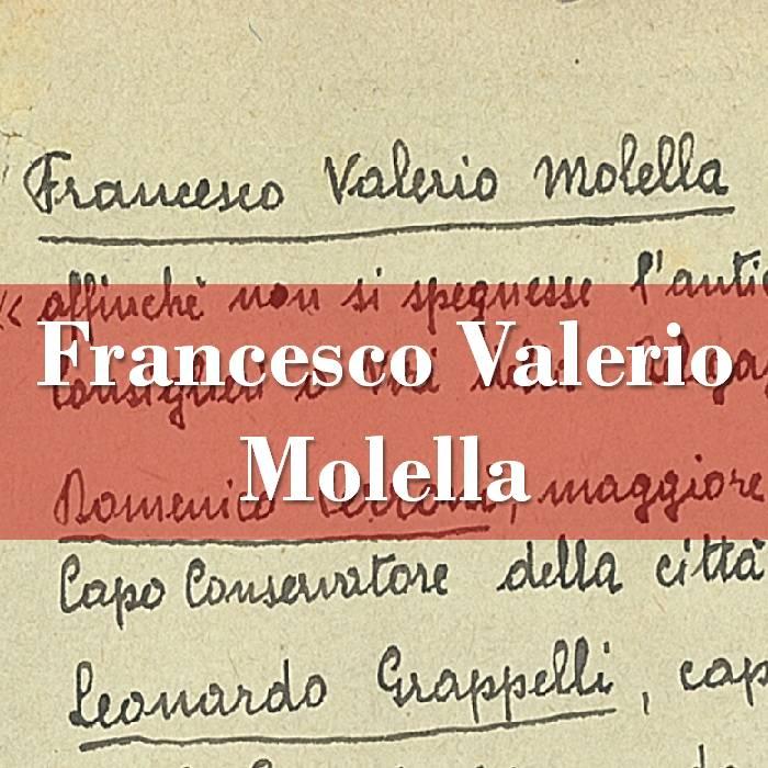 Francesco Valerio Molella