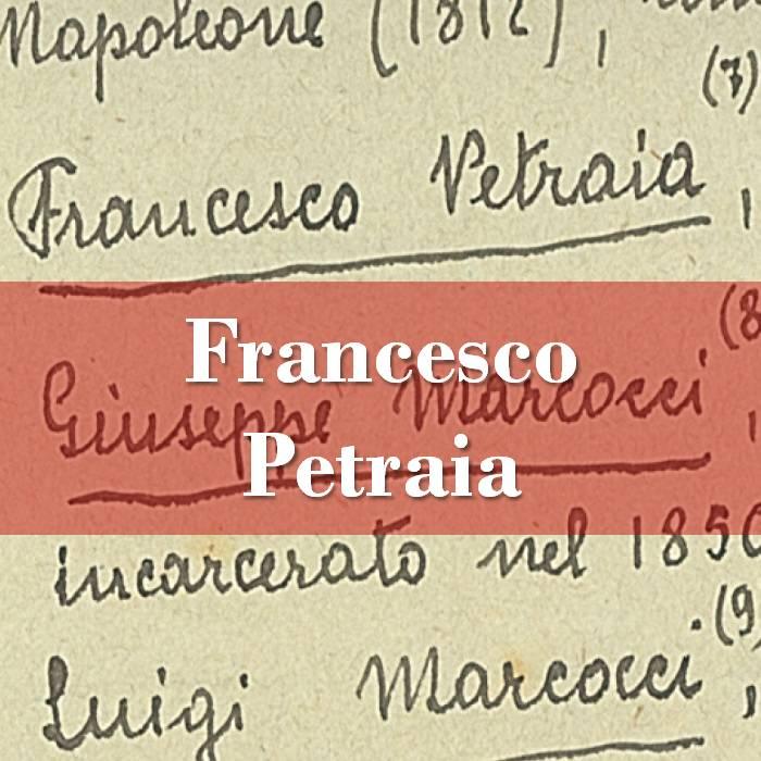 Francesco Petraia