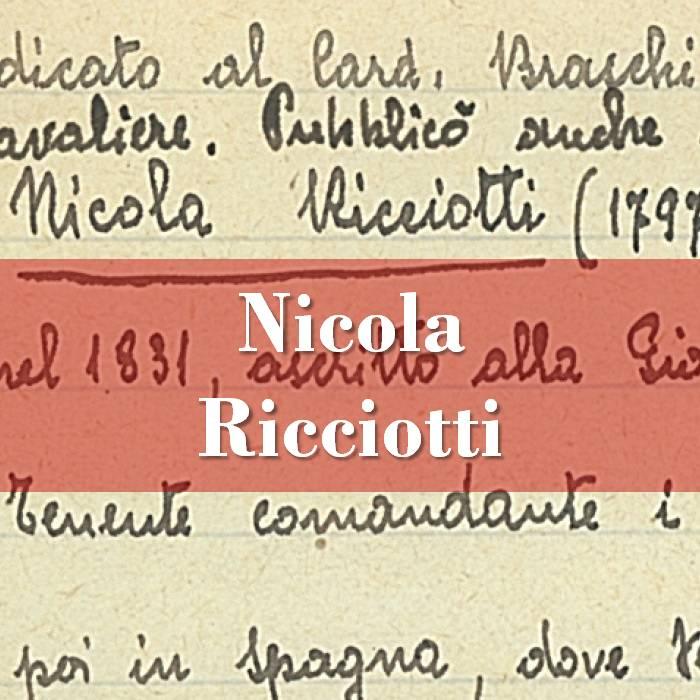 Nicola Ricciotti