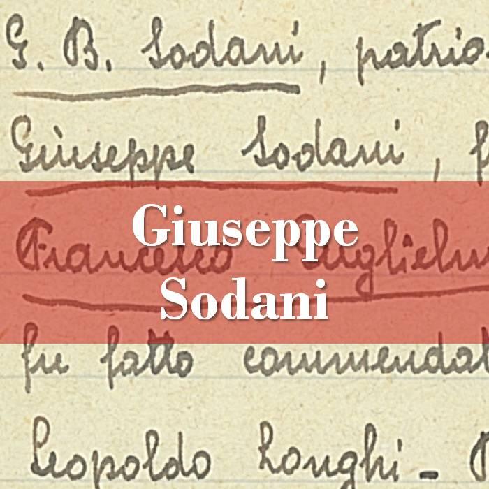 Giuseppe Sodani