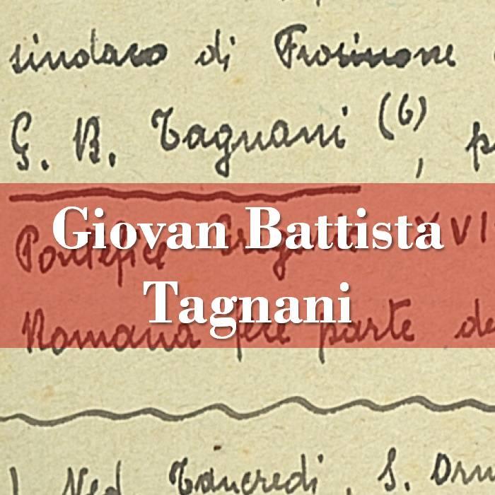 Giovan Battista Tagnani