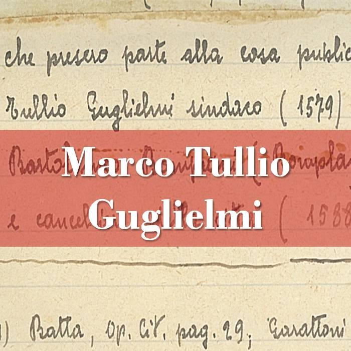 Marco Tullio Guglielmi