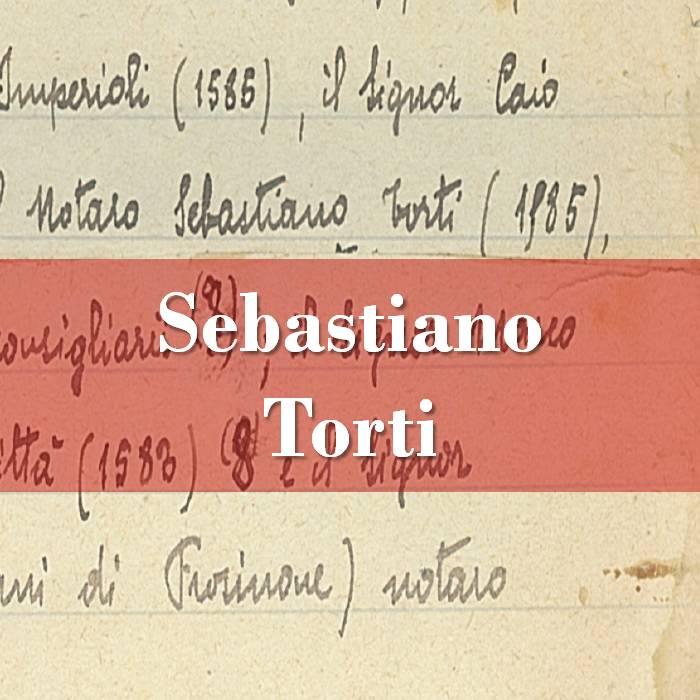 Sebastiano Torti