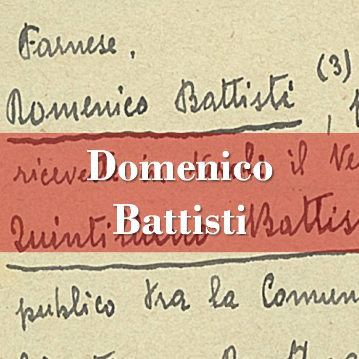 Domenico Battisti