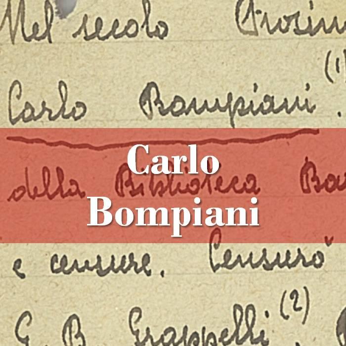 Carlo Bompiani