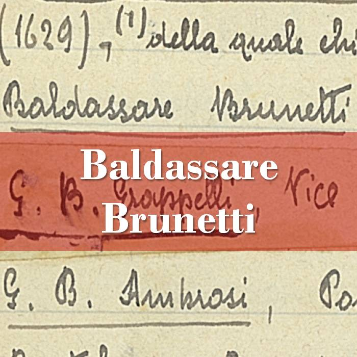 Baldassarre Brunetti