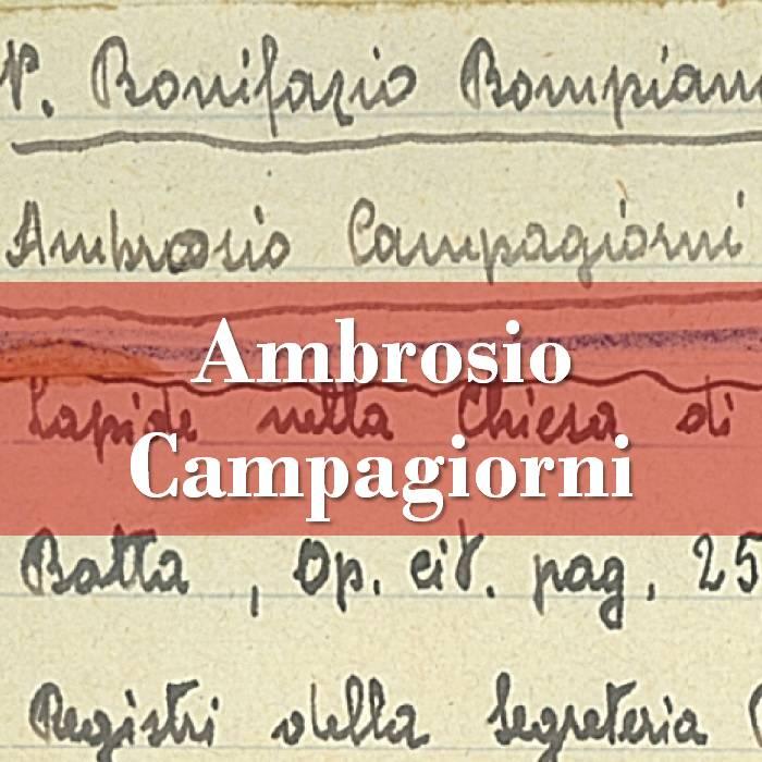 Ambrosio Campagiorni