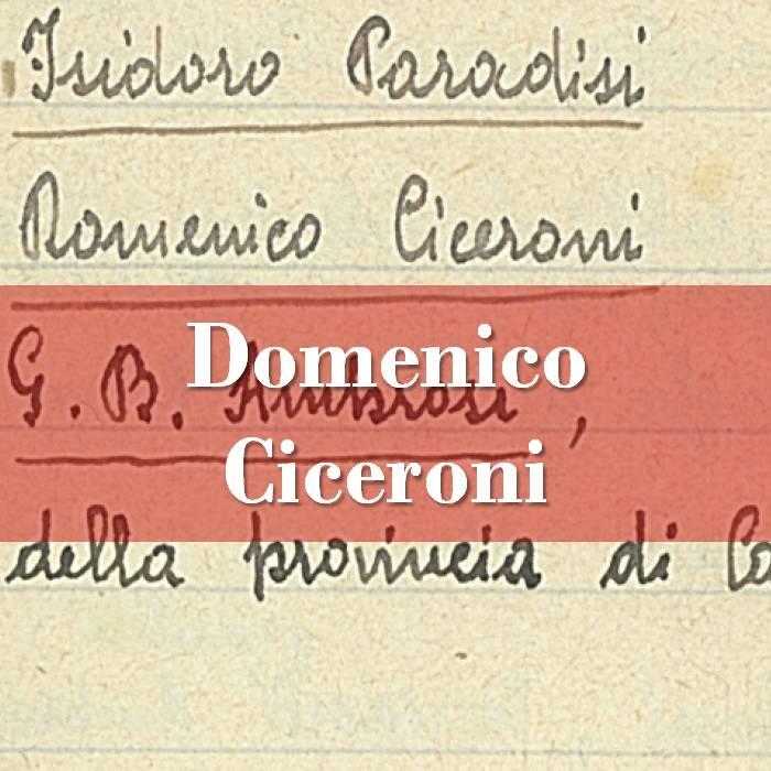 Domenico Ciceroni