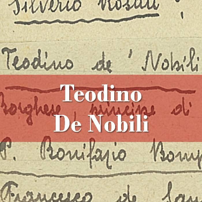 Teodino De Nobili