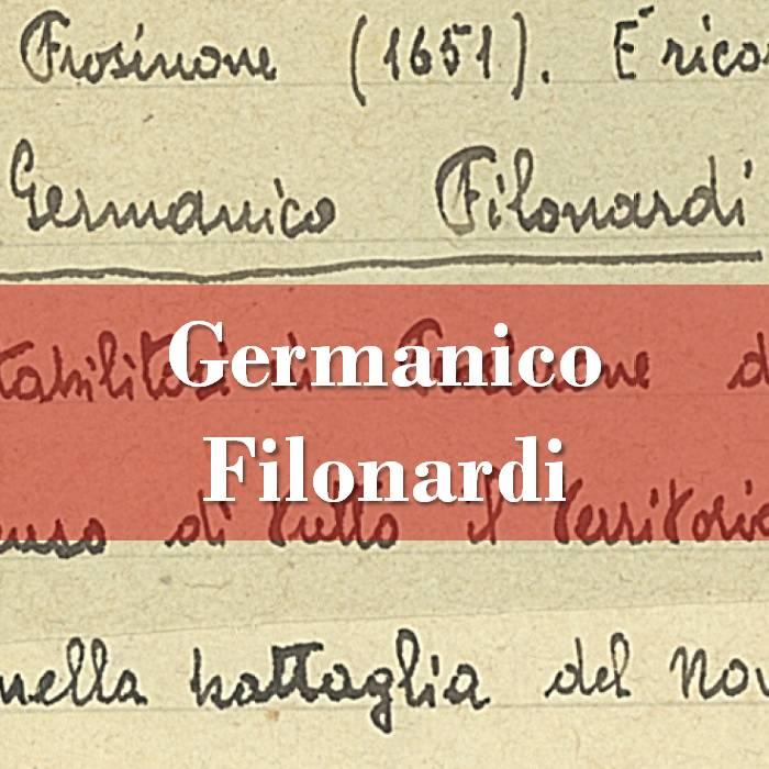 Germanico Filonardi
