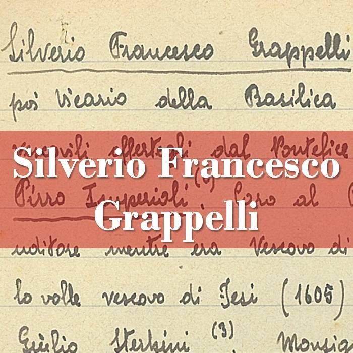 Silverio Francesco Grappelli