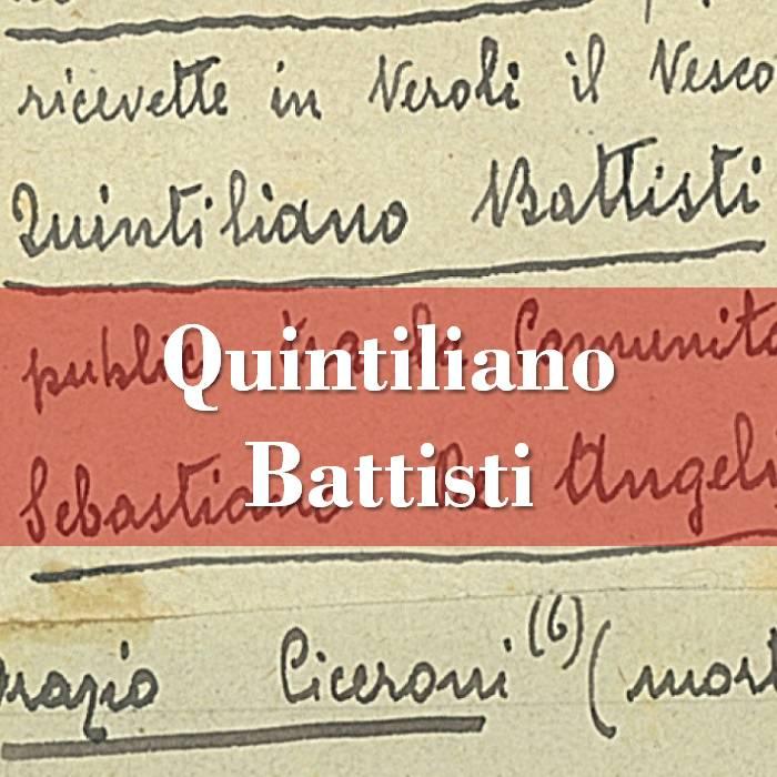 Quintiliano Battisti