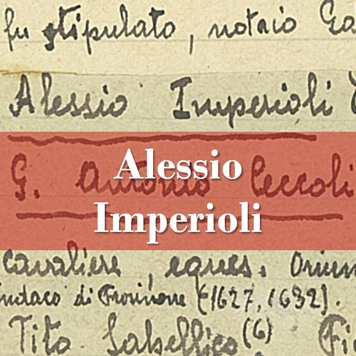 Alessio Imperiolii