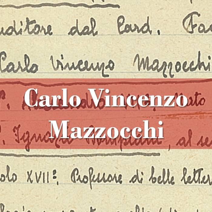 Carlo Vincenzo Mazzocchi