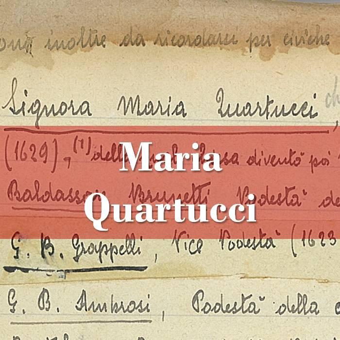 Maria Quartucci