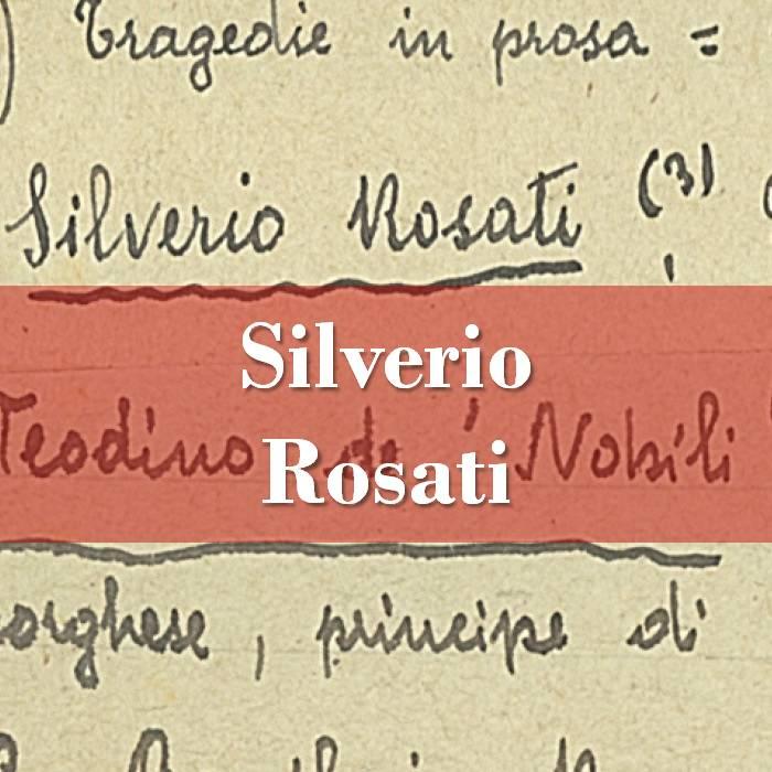 Silverio Rosati