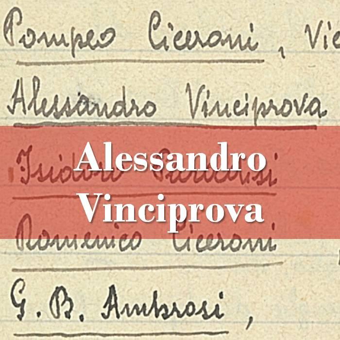 Alessandro Vinciprova