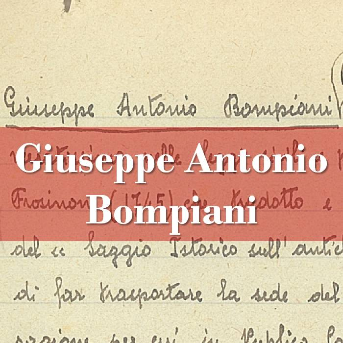 Giuseppe Antonio Bompiani