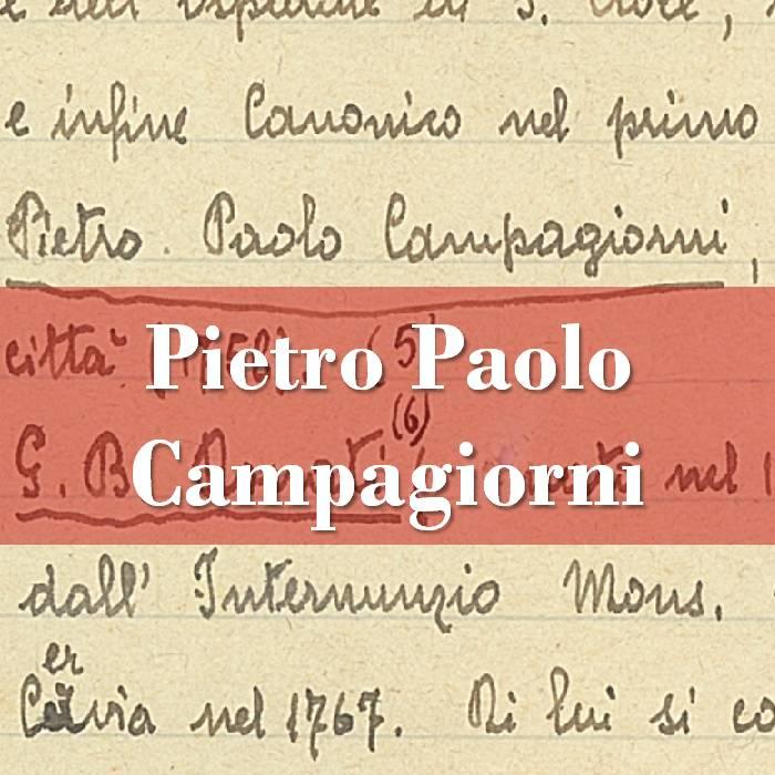 Pietro Paolo Campagiorni