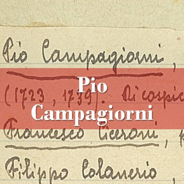 Pio Campagiorni