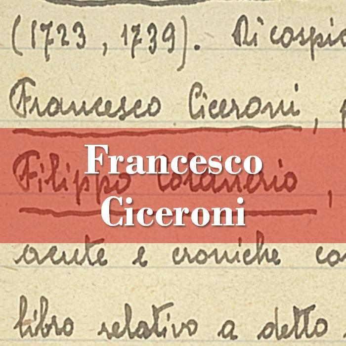 Francesco Ciceroni