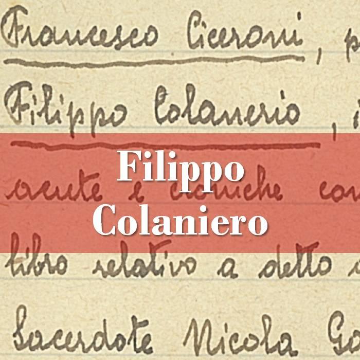 Filippo Colanerio