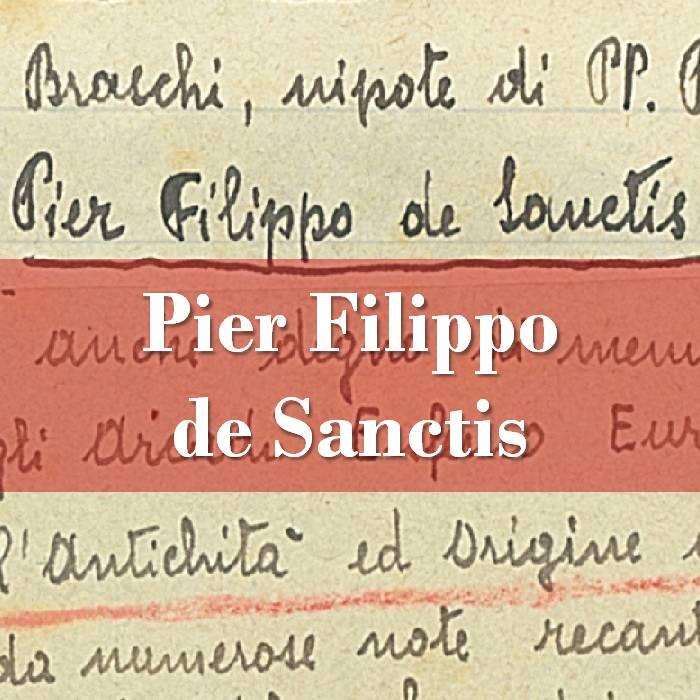Pier Filippo De Sanctis