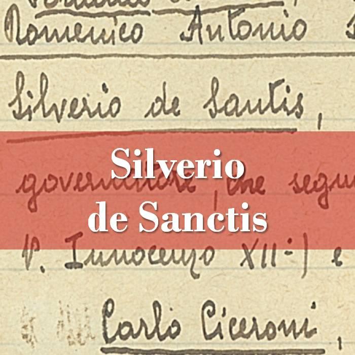 Silverio De Santis