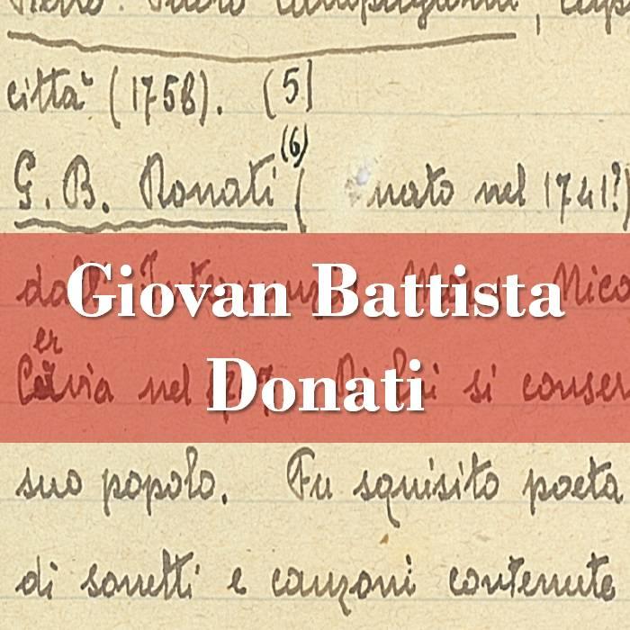Giovan Battista Donati