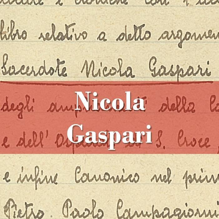 Nicola Gaspari