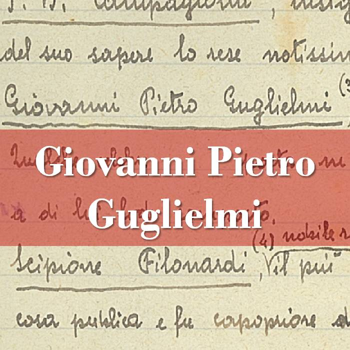 Giovanni Pietro Guglielmi