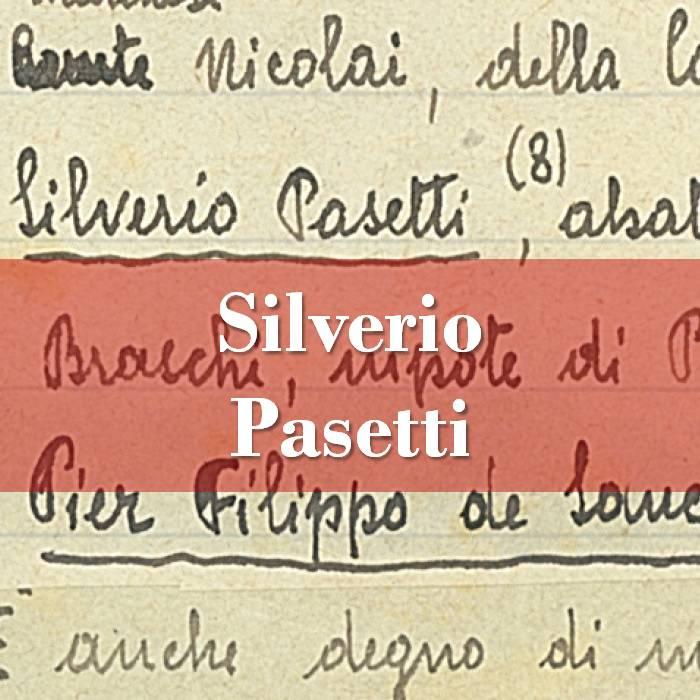 Silverio Pasetti