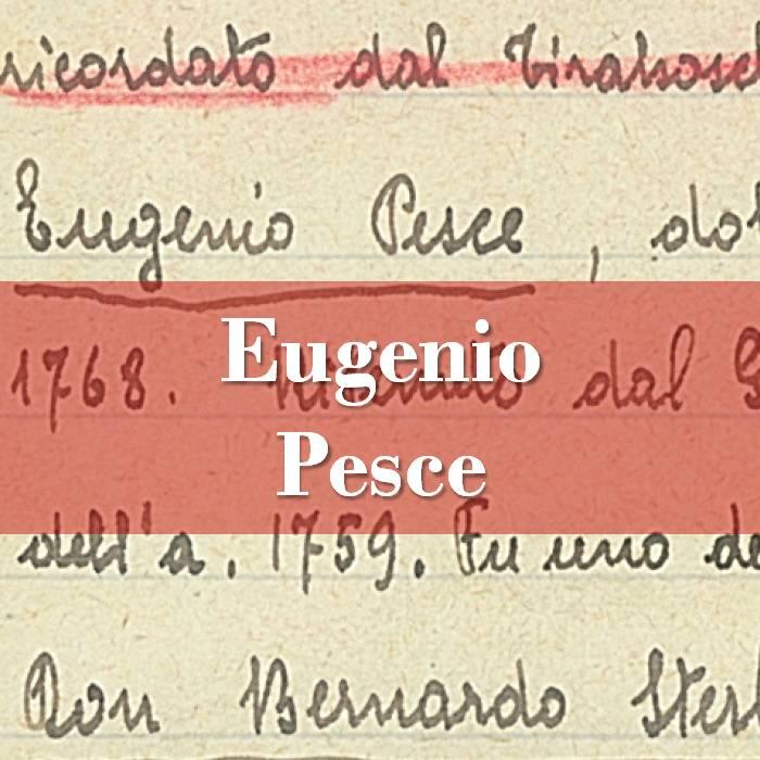 Eugenio Pesce