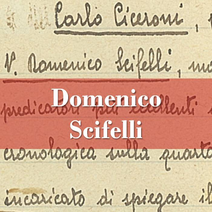 Domenico Scifelli