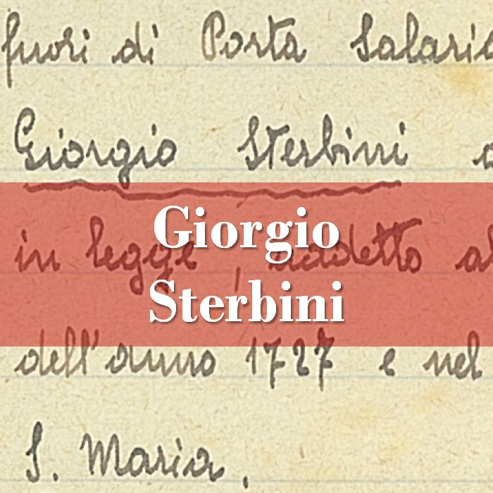 Giorgio Sterbini
