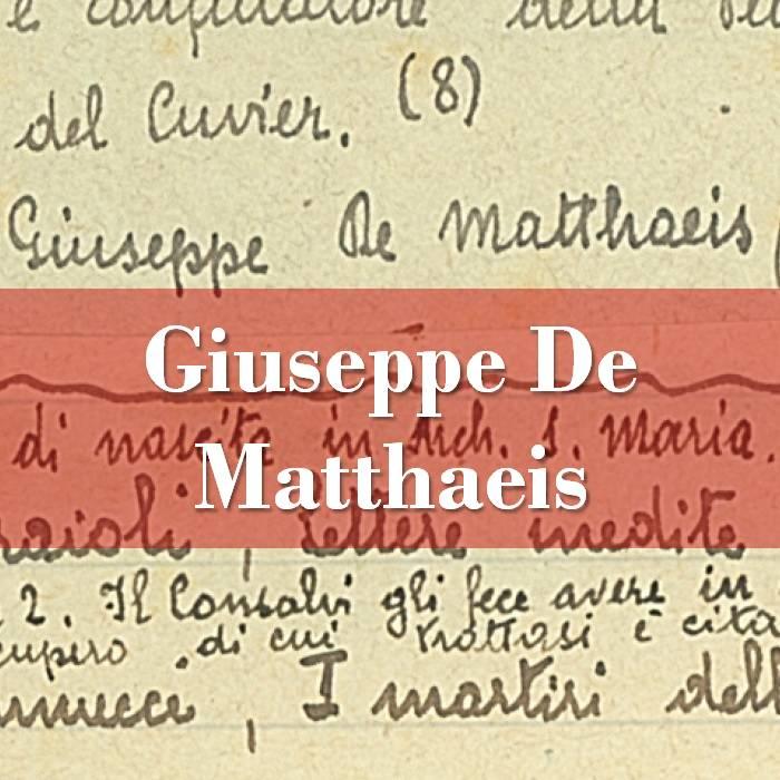Giuseppe De Matthaeis
