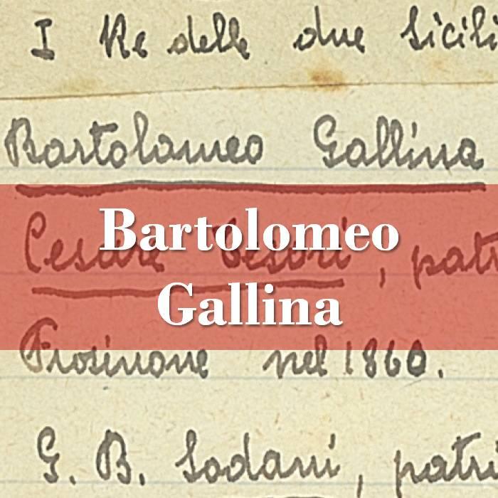 Bartolomeo Gallina