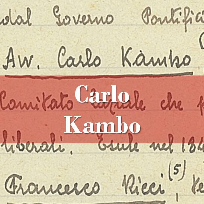 Carlo Kambo