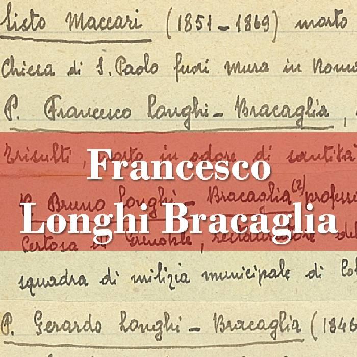 Francesco Longhi Bracaglia