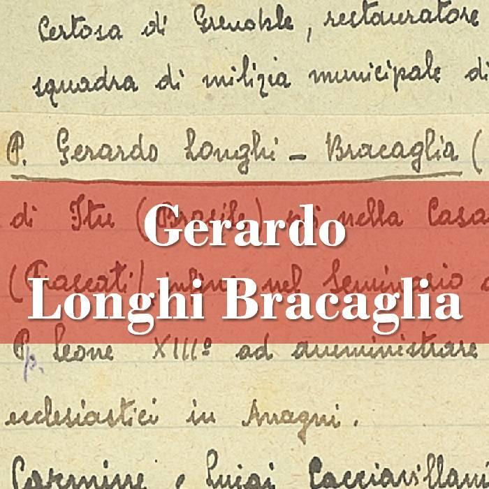 Gerardo Longhi Bracaglia