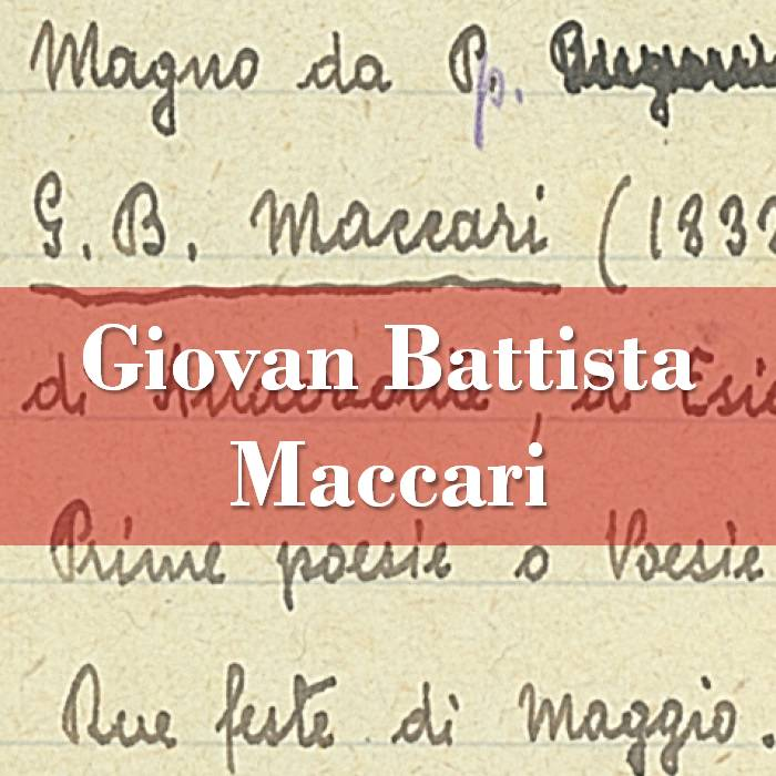 Giovan Battista Maccari