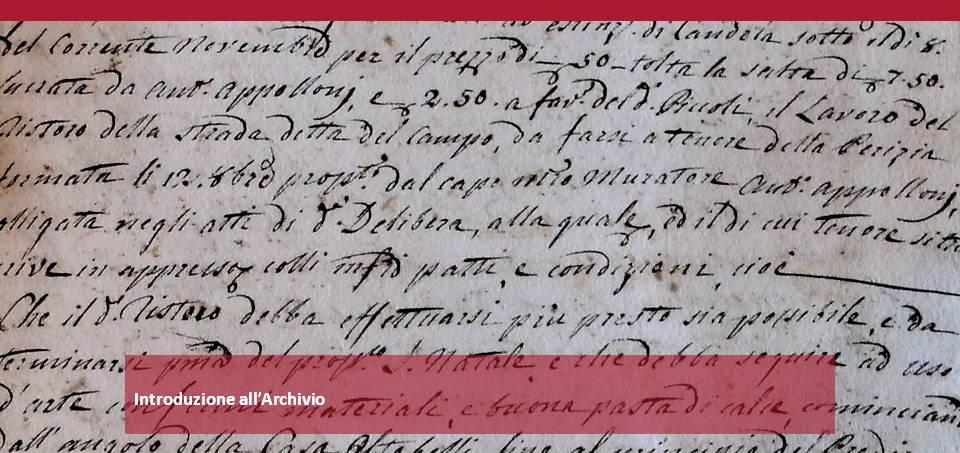 Archivio Storico Comunale di Frosinone